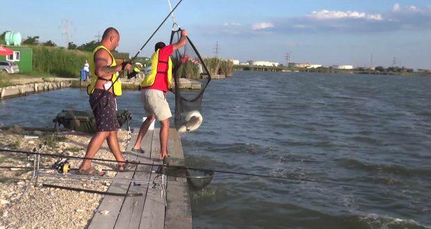 Campionatul de pescuit la crap al agvps