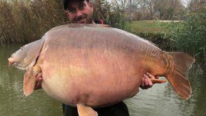 Un nou record mondial la crap – 51,2kg